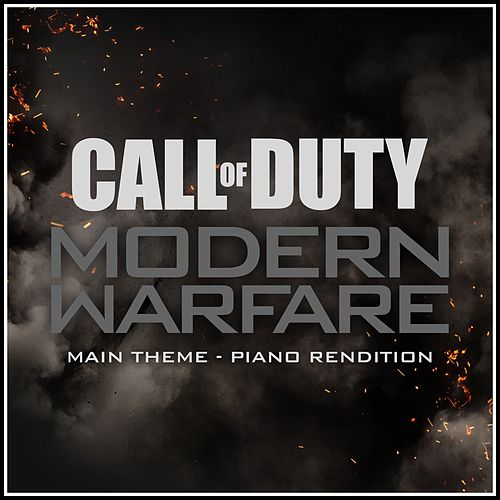 Call of Duty: Modern Warfare (2019) - Main Theme (Piano Rendition) von The Blue Notes