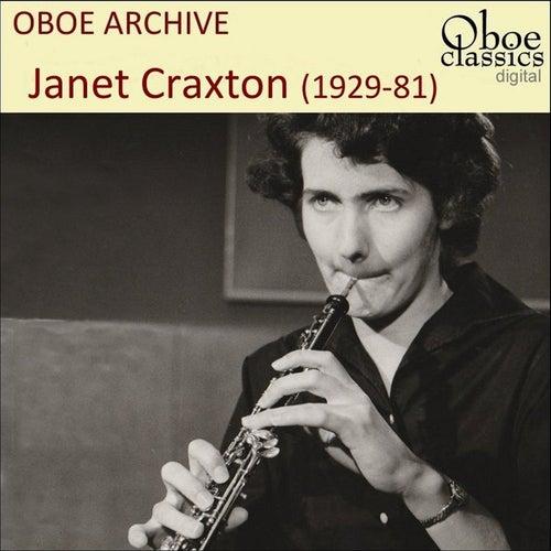 Oboe Archive - Janet Craxton de Janet Craxton