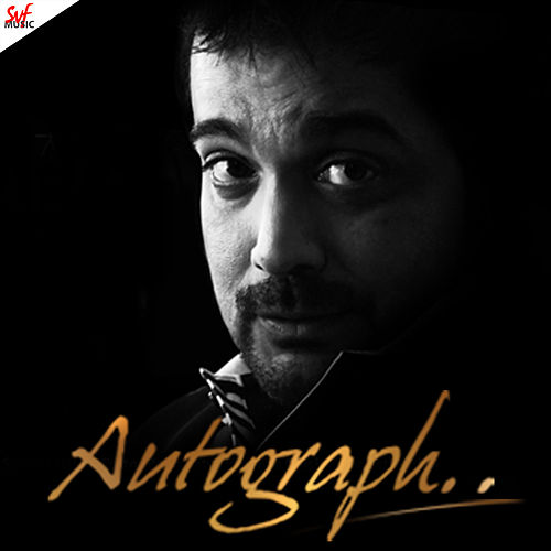 Autograph by Anupam Roy