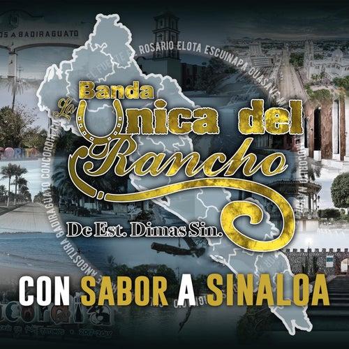 Con Sabor a Sinaloa de Banda la Única del Rancho