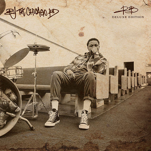 1123 (Deluxe Edition) von B.J. The Chicago Kid