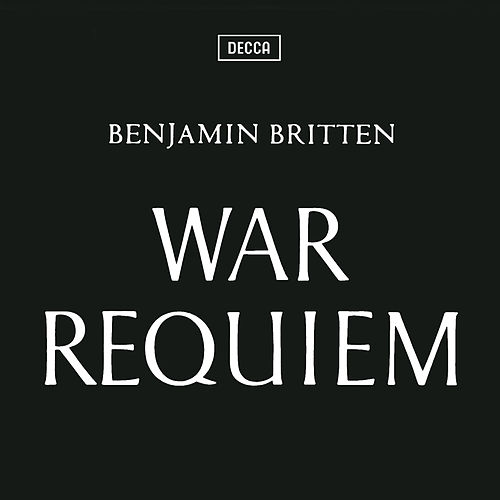 Britten: War Requiem by Galina Vishnevskaya