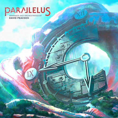 Parallelus by David Peacock