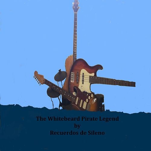 The Whitebeard Pirate Legend de Recuerdos de Sileno