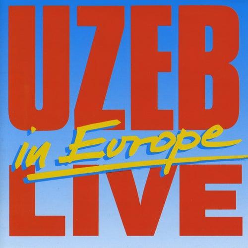 Live in Europe von UZEB