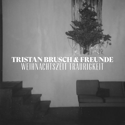 Weihnachtszeit Traurigkeit van Tristan Brusch