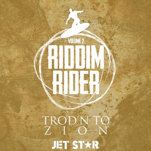 Riddim Rider, Vol. 2: Trod'n to Zion von VARIOUS