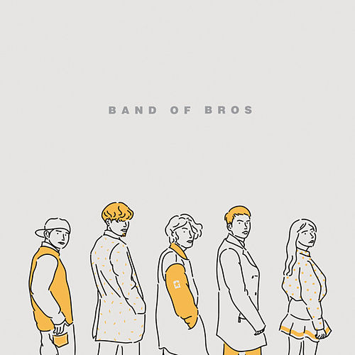 Band of Bros by The Moonband