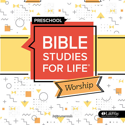 Bible Studies for Life Preschool Instrumentals Worship Fall 2019 by Lifeway Kids