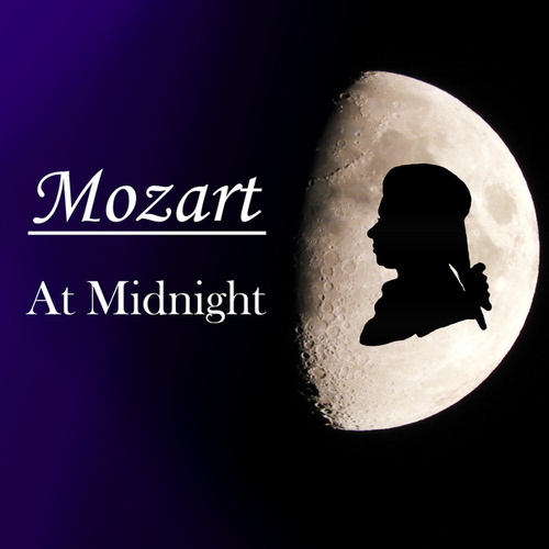 Mozart At Midnight de Wolfgang Amadeus Mozart