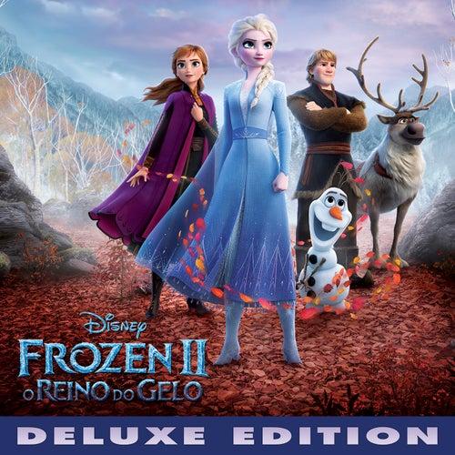 Frozen 2: O Reino do Gelo (Banda Sonora Original em Português/Deluxe Edition) by Various Artists