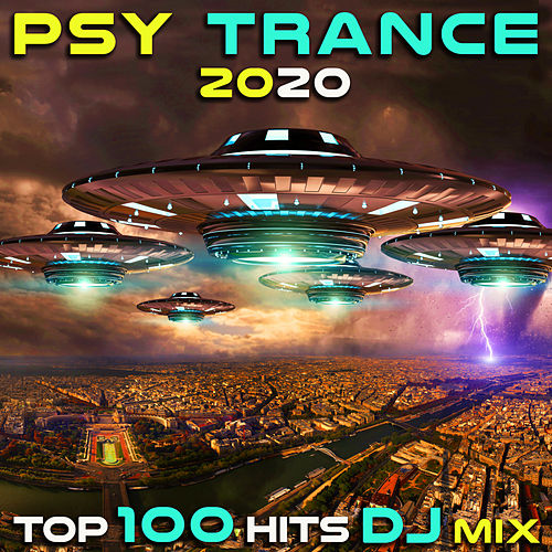 Psytrance 2020 Top 100 Hits DJ Mix by Dr. Spook