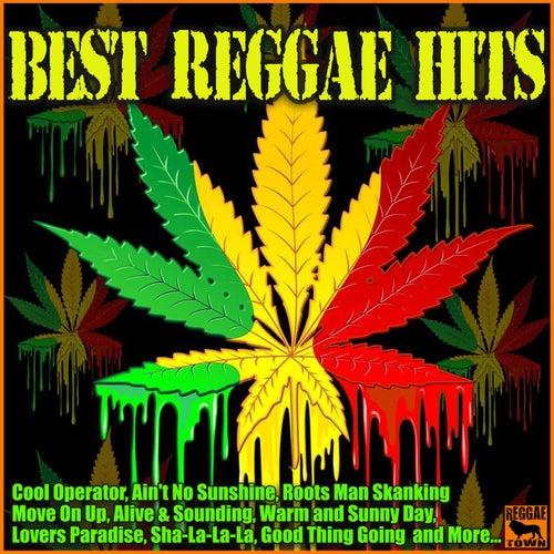 Best Reggae Hits by Various Artists
