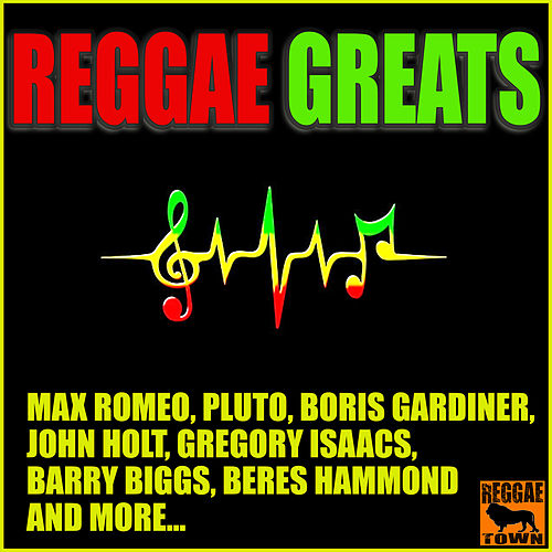 Reggae Greats by Various Artists