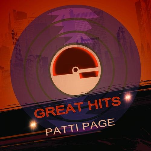 Great Hits de Patti Page