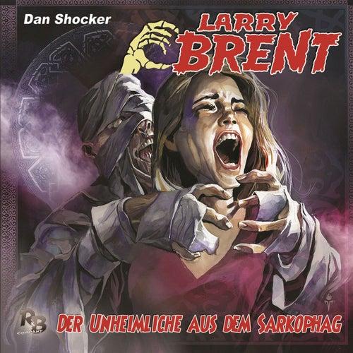 Folge 34: Der Unheimliche aus dem Sarkophag von Larry Brent