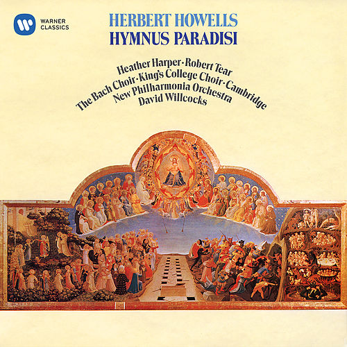 Howells: Hymnus Paradisi de Choir of King's College, Cambridge
