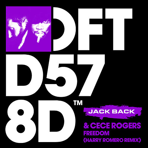 Freedom (Harry Romero Remix) by Jack Back