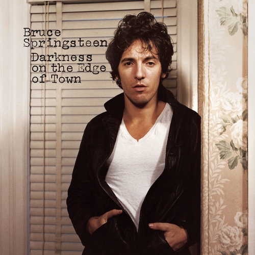 Darkness On The Edge Of Town fra Bruce Springsteen