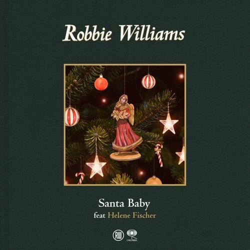 Santa Baby de Robbie Williams