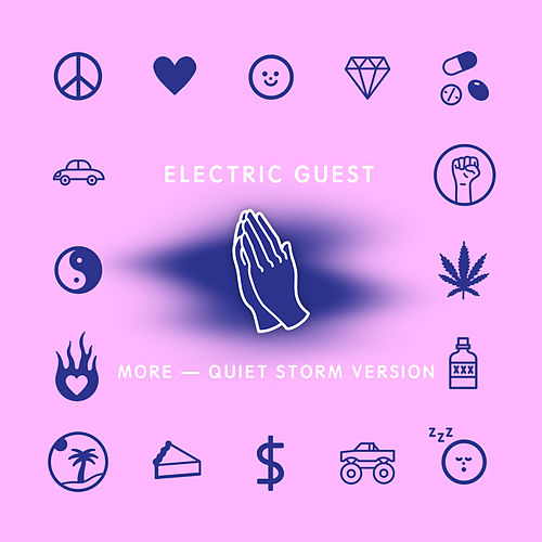 More (Quiet Storm Version) de Electric Guest