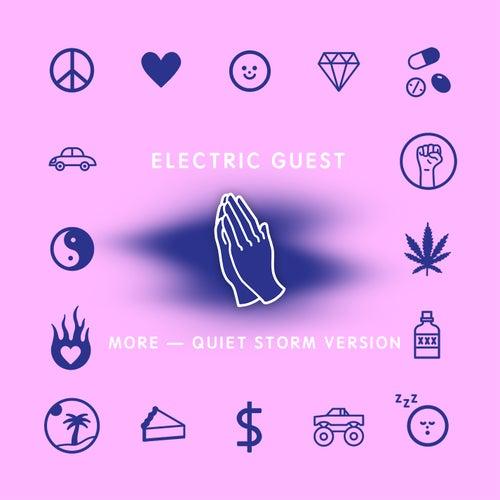 More (Quiet Storm Version) van Electric Guest