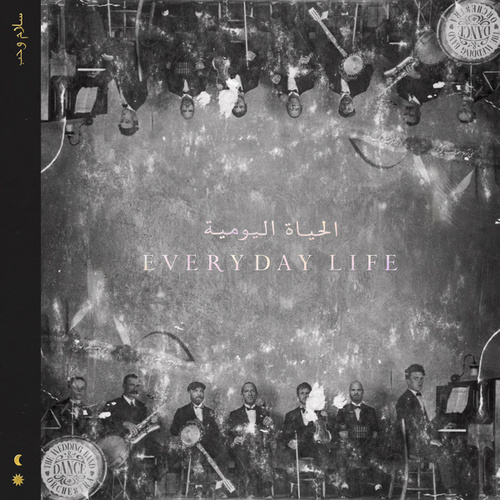 Everyday Life van Coldplay