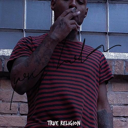 True Religion de Yung Buda