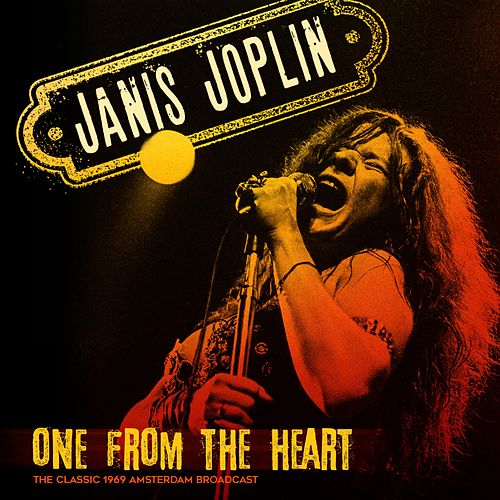 One From The Heart de Janis Joplin