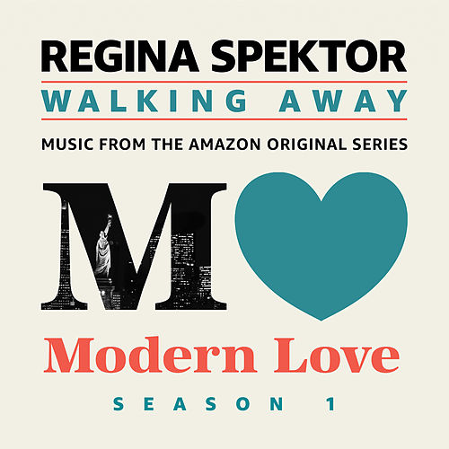 Walking Away (Music from the Original Amazon Series 'Modern Love') van Regina Spektor