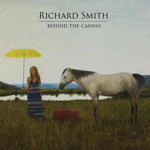 Behind the Canvas de Richard Smith