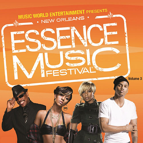 Essence Music Festival, Vol. 3 (Live) by Various Artists
