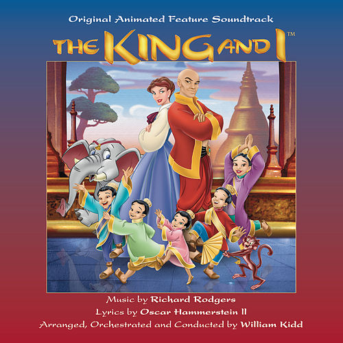 The King and I - Original Animated Feature Soundtrack de Various Artists