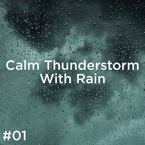 #01 Calm Thunderstorm With Rain de Thunderstorm Sound Bank