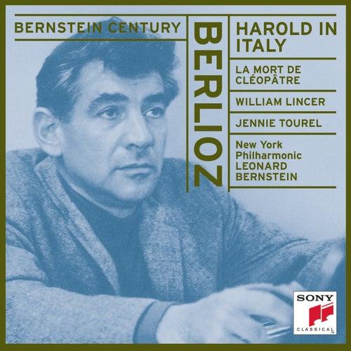 Berlioz:  Harold in Italy, Op. 16; La mort de Cléopâtre de Leonard Bernstein / New York Philharmonic