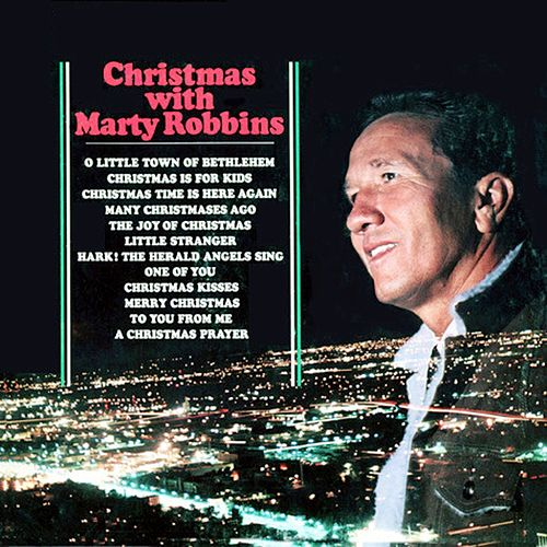 Christmas With Marty Robbins de Marty Robbins