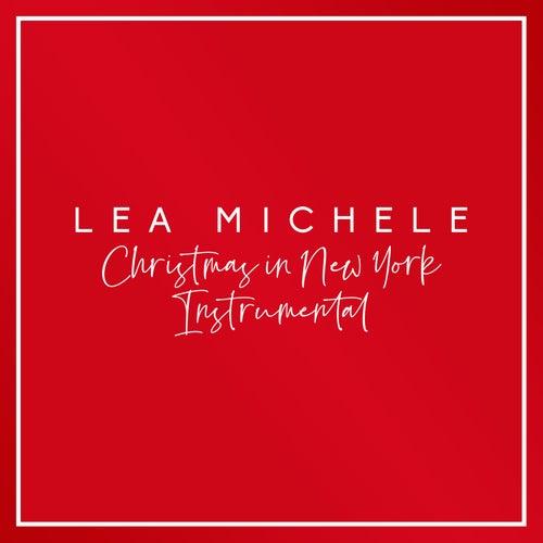 Christmas in New York (Instrumental) de Lea Michele