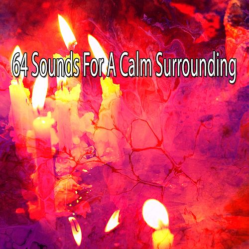 64 Sounds for a Calm Surrounding von Musica Relajante