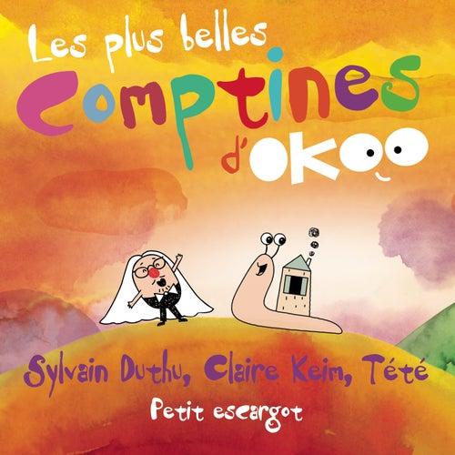Petit escargot by Les plus belles comptines d'Okoo