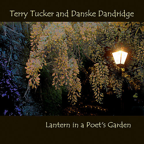 Lantern In A Poet's Garden by Terry Tucker