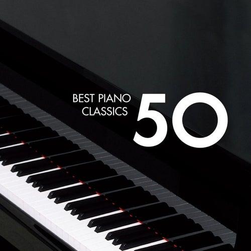 50 Best Piano von Various Artists