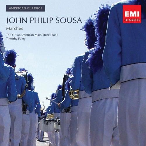 American Classics: Sousa de Great American Main Street Band