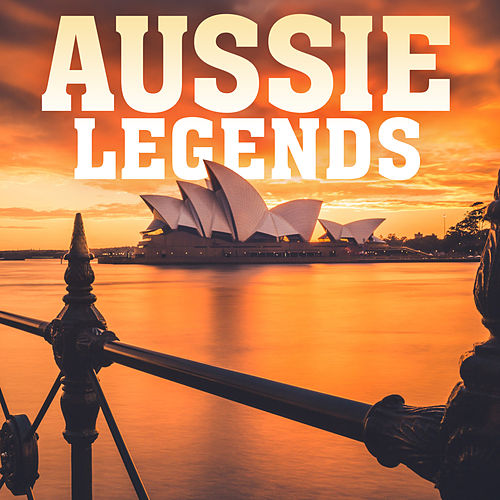 Aussie Legends van Various Artists