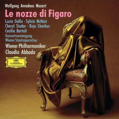 Mozart: Le nozze di Figaro di Wiener Philharmoniker