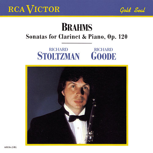 Brahms: Sonata For Clarinet & Piano, Op. 120 de Richard Stoltzman