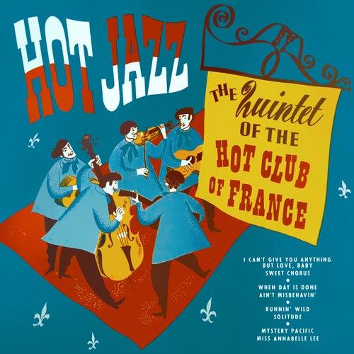 Hot Jazz de Quintet Of The Hot Club Of France