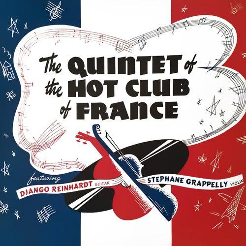 The Quintet of the Hot Club of France de Quintet Of The Hot Club Of France
