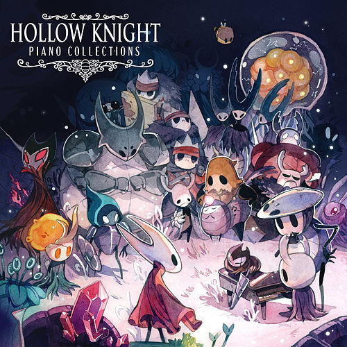 Hollow Knight Piano Collections by David Peacock
