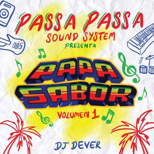 Papa Sabor (Volumen 1) by DJ Dever