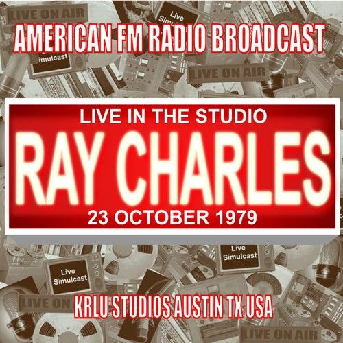 Live in the Studio - KRLU Stuudios,  Austin TX 1979 de Ray Charles